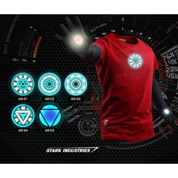Superheroes Luminous T-shirt