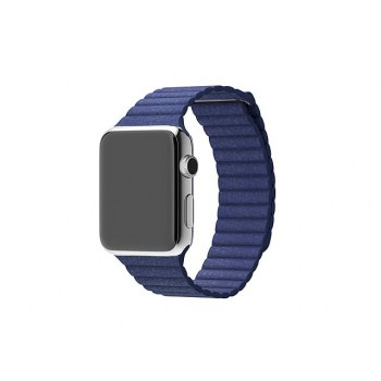 Apple Watch Strap Leather Loop