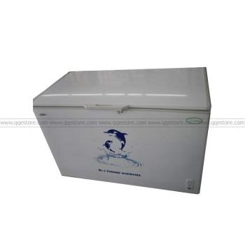 Aucma Top Open Chest Freezer BD390