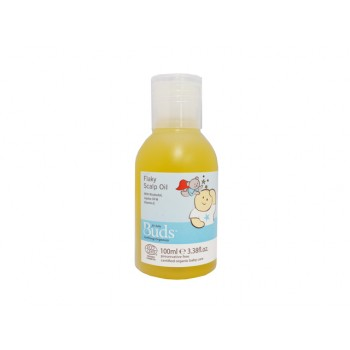 Buds Organics Flaky Scalp Oil