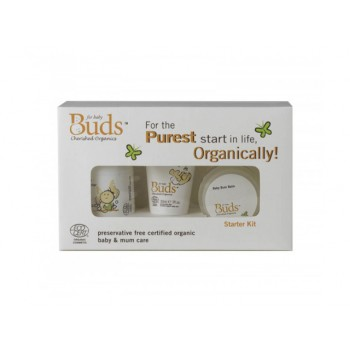 Buds Cherished Organics Starter Kit