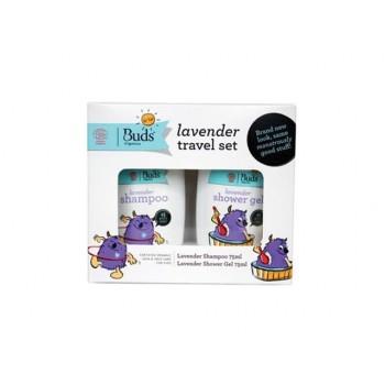 Buds Lavender Travel Set