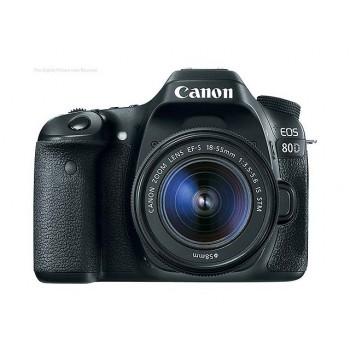 Canon EOS 80D Kit (18-135mm)