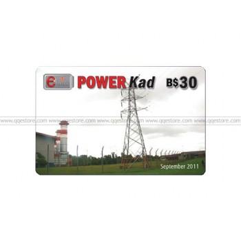 DES $30 PowerKad