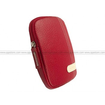 Krusell Gaia Camera Case (Red)
