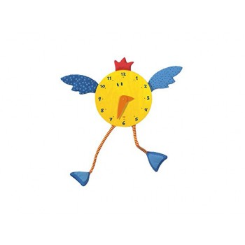 Haba Charley Chick's Wall Clock