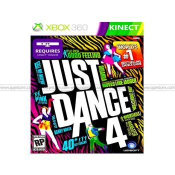 Just Dance 4 (XBOX360)