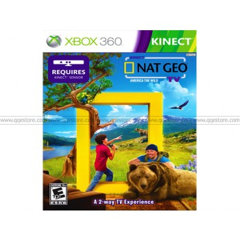 National Geographic TV Kinect (XBOX360)