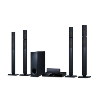 LG DVD Home Theater System LHD657M