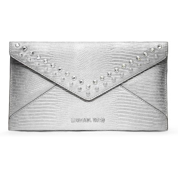 Michael Kors Jet Set Envelope Clutch