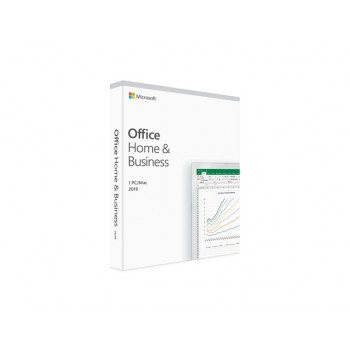 Microsoft Office Home and Business 2019 (1 User)