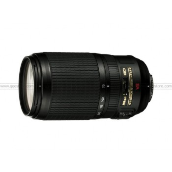 Nikon 70-300mm f/4.5-5.6G IF-ED AF-S VR Zoom-Nikkor
