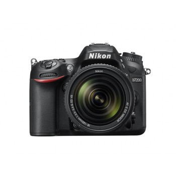 Nikon D7200 Kit (18-200mm VR II)