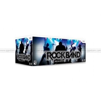 Nintendo Wii RockBand Special Edition