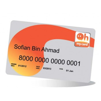 Oh-Premium Card - Renewal Offer