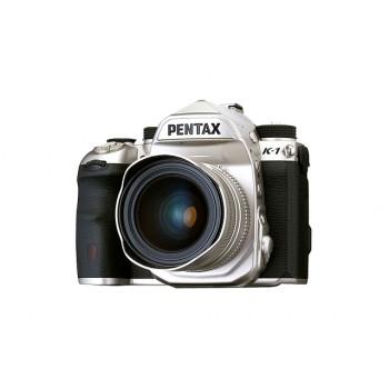 Pentax K-1 Kit (15-30mm F2.8) Silver Limited