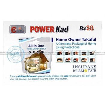DES $20 PowerKad