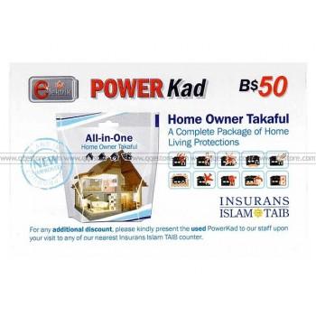 DES $50 PowerKad