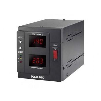 Prolink Auto Voltage Regulator 1000VA with LCD Display PVR1000D