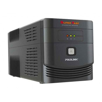 Prolink Line Interactive UPS 1200VA with AVR + USB Port PRO1201SFCU
