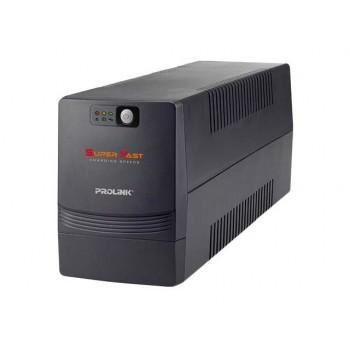Prolink Line Interactive UPS 850VA with AVR + USB Port PRO851SFCU