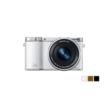 Samsung Smart Camera NX3000 Double Kit (16-50)(50-200mm)