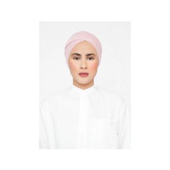 Tattiya Cross Tie Back Inner Soft Pink