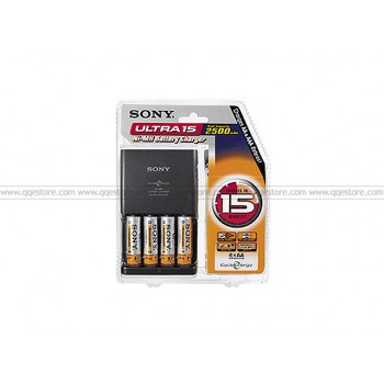 Sony BCG-34HUE4 AA Battery Charger