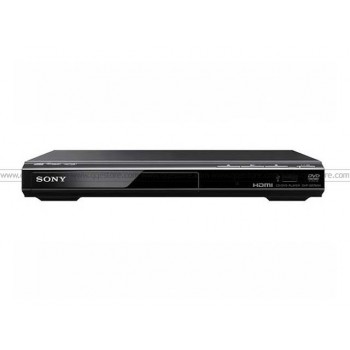 Sony DVD Player DVP-SR760