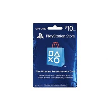 PlayStation Store US $10