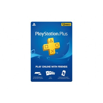 PlayStation Plus12 Month