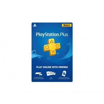 PlayStation Plus 3 Month