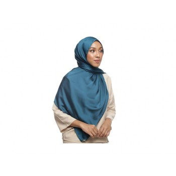 Tattiya Aoki Satin Deep Teal