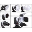 Professional Flash Set - 6 in 1