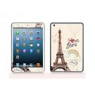 Newmond Glow Paris Eiffel Tower Screen Protector for iPad Mini / Mini Retina