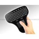 Mini Wireless Keyboard with Touchpad