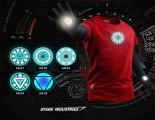 Superheroes Luminous T-shirt