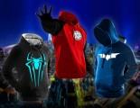 Superheroes Luminous Hoodies