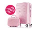 Hello Kitty / Paul Frank Luxury Travel Luggage