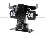 Bull Flip Clock