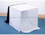 Portable Foldable Photo Studio Cube Case with 4 Color SailCloth