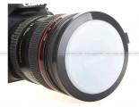 White Balance Camera Camcorder Lens Cover