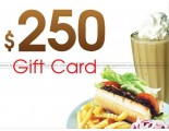 Cheezbox $250 Gift Cards