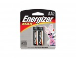 Energizer E91BP2 MAX AA Batteries