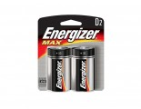 Energizer E95BP2 MAX D Batteries