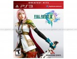 FINAL FANTASY XIII / XIII-2 Dual Pack (PS3)