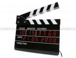Film Action Clock