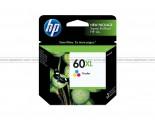 HP 60XL Tri-color Ink Cartridge