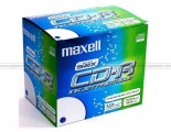 Maxell CD-R80 MAS 10SP (52x) (10pcs/Spindle Cake Box)