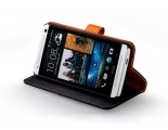 Momax HTC One 801s Flip Diary Case